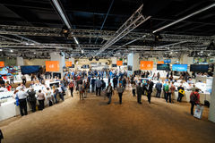 Photokina Exhibition interior Royalty Free Stock Images