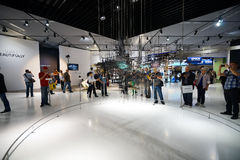 Photokina Exhibition interior Royalty Free Stock Image