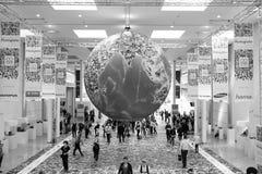 Photokina Exhibition interior Stock Images