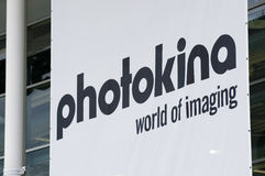 Photokina fair , Koln Stock Photography