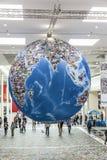 Photokina - mundo de la proyección de imagen, globo Fotografía de archivo libre de regalías