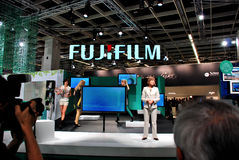 Photokina Stall Stock Photography