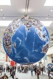 Photokina - Wereld van Weergave, Bol Royalty-vrije Stock Afbeelding