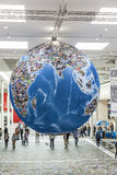Photokina - World of Imaging, Globe Royalty Free Stock Photography