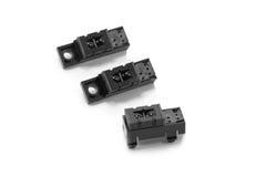 Photomicrosensor - slot sensor or  light sensor Stock Images
