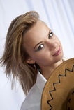 Photomodel Stock Images