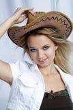 Photomodel Royalty Free Stock Images