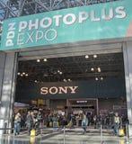 Photoplus商展2018年 免版税库存图片