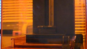 Photopolymer da impressora da cópia 3D filme
