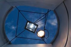 Photoroom que olha acima imagens de stock royalty free
