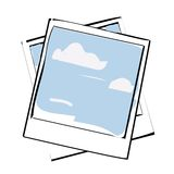 Photos icon vector Stock Photo