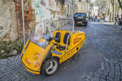 Photos around the Lisbon city Royalty Free Stock Photo