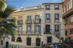 Photos around the Lisbon city Stock Photography