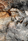 Photos background with interesting rocks Royalty Free Stock Photos