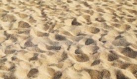 Photos background white sand Stock Photography