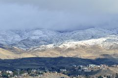 Boise Idaho Foothills 4 Royalty Free Stock Photography