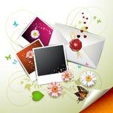 Photos collection Stock Image