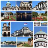 Photos de Belgrade photographie stock libre de droits