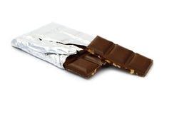 Photos de chocolat de noisette Photos stock
