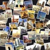 Photos de grandes villes Image stock