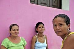 Photos du Brésil Ville de Penedo Photos libres de droits