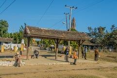 Photos du Cuba - le Manaca Iznaga Image stock