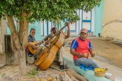 Photos du Cuba - le Santiago de Cuba Photographie stock libre de droits