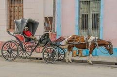 Photos du Cuba - personnes cubaines Photos stock