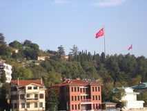 Photos gentilles de la Turquie grandes Image libre de droits