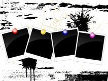 Photos - grunge style Stock Image