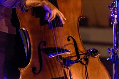 Julian Lage Live 006 stock images