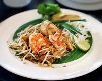 Photos macro Thai noodle Stock Photos