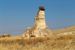 Photos mountains in Cappadocia Stock Images