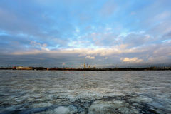 Photos of the Neva Saint Petersburg and Paul Fortress Stock Images