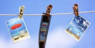 Photos s'arrêtant sur une corde Photo libre de droits