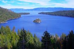 Emerald Bay Lake Tahoe. Photos taken in San Diego using Pentax stock images