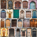 Photos of windows Royalty Free Stock Images