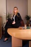 Photoset no escritório Imagem de Stock Royalty Free