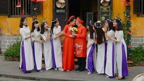 Photoset vietnamita de la boda
