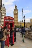 Photoshoot in London Royalty Free Stock Photo