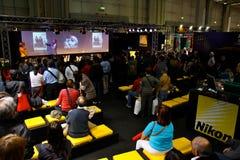 Photoshow 2009, Milan, Italy Stock Image