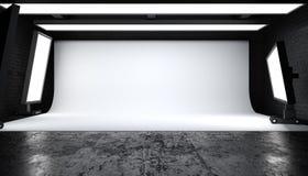 Photostudio ilustração do vetor