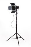 Photostudio equipment Royalty Free Stock Images