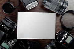 Phototechnics Royalty Free Stock Photo