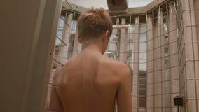 Phototherapie - helle Behandlung stock video footage