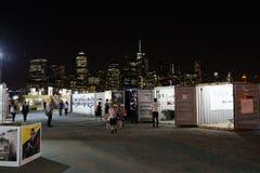 Photoville NYC 2015 22 Lizenzfreie Stockfotos