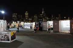 Photoville NYC 2015 7 Stock Photos