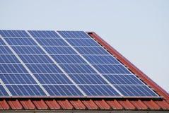 Photovoltaïque photos libres de droits