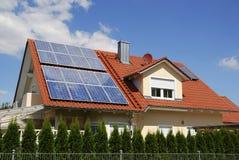 Photovoltaïque Image libre de droits