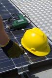 photovoltaïque photo stock